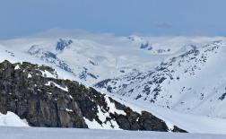 Supphellebreen glacier