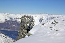 Sunndalsnipa summit