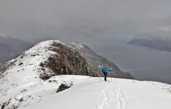 A NICE trip across the ridge