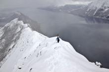 Amazing ridge!
