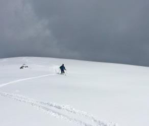 Very, very nice snow!