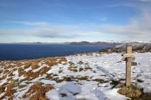 Amazing views from Rundebranden
