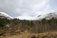 View from the trailhead