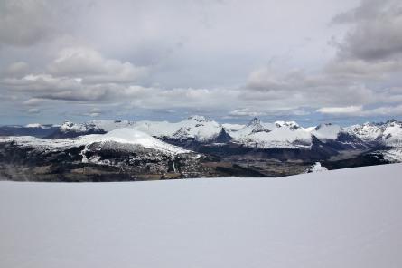 Ørsta peaks