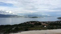 View towards Split