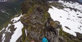 I enjoy ridges like this