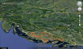 Our car trips in Croatia