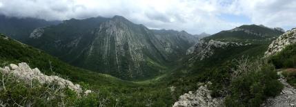 Paklenica valley