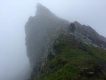On the ridge towards Geita