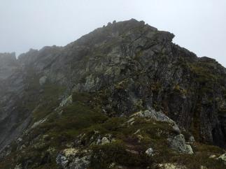 The final hillside
