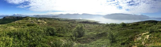 Ravnfloget summit view (3/3)