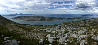 Hamnøya - visited the day before