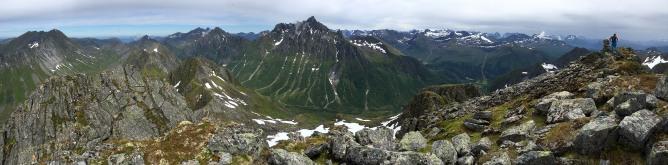 Mannen summit view (1/2)