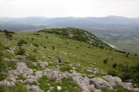 Descending Velika Promina