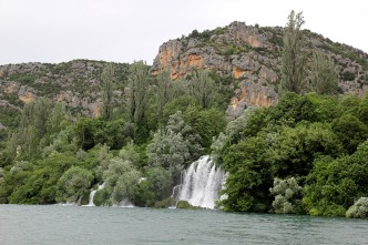 Waterfall in Roski Slap