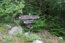 Good signposts all around