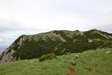 Looking back on Vaganski Vrh