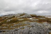 Landseterfjellet summit