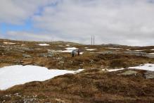 Descending to Landgrunnvatnet