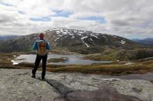 Landgrunnvatnet and Straumsfjellet
