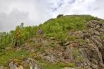 Descending from Eidhatten