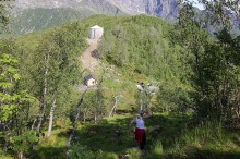 Descending Søråsen