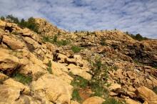 An amazing mountain!
