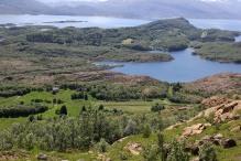 Descending Rødøyfjellet