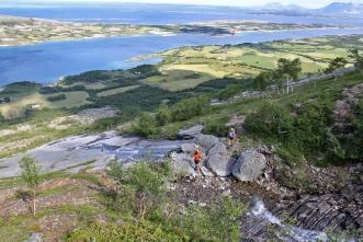 Crossing Drogsåa