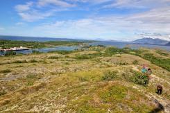 On the Hollendarheia ridge