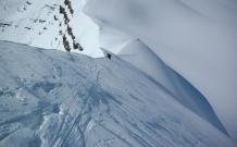 Steep (Torstein and Per Ove climbing Peak Bergen)