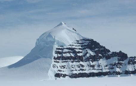 Istind (Ice peak) - the hardest of the peaks climbed