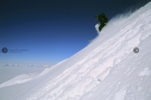 A skier's paradise