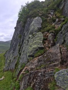 A bit steep, but easy enough
