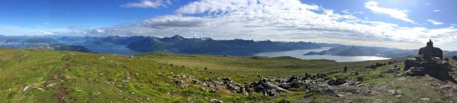 Vardane summit view (2/3)