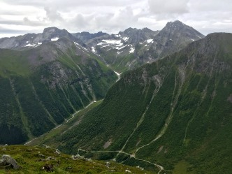 View towards Nordkopen