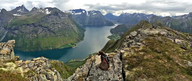 A fantastic viewpoint!