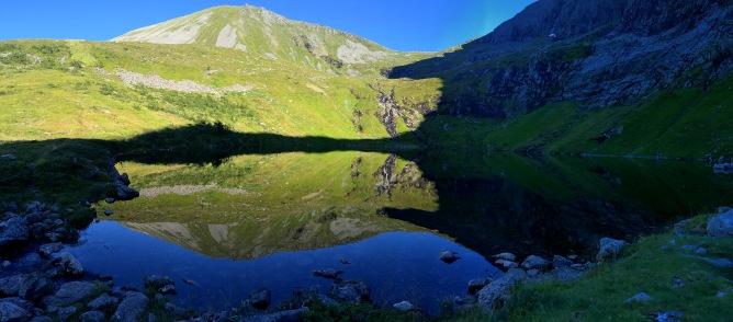 Lake Nakkevatnet