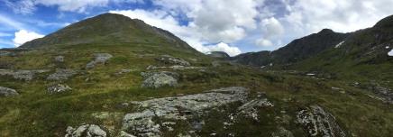 In upper Kårdalen