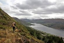 The Gursken fjord