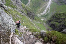 Pretty steep...