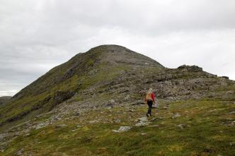 Towards Geitmjølkhornet