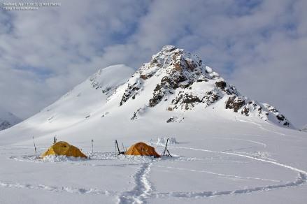 Amazing campsites