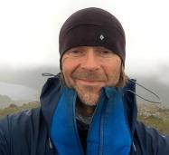 Selfie on Røddalshornet