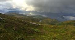View towards Nakken (right)