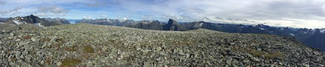 Kjerringøyra summit view (2/2)