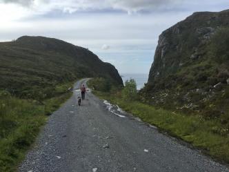 Along the road to Gjerdsvika