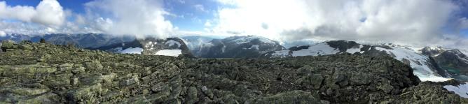 Summit view (1/4)