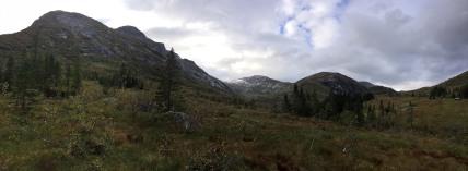 View from Brekka