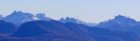 Romsdalen peaks (Vengetind, Romsdalshorn, ...)
